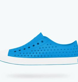 Native Shoes Jefferson Adult - Wave Blue/Shell White