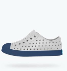 Native Shoes Jefferson Child - Mist Grey/Regatta Blue