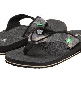 Sanuk Beer Cozy Sandals - Camo