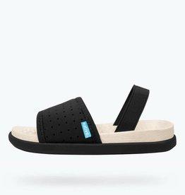 Native Shoes Native Penn Sandal - Jiffy Black