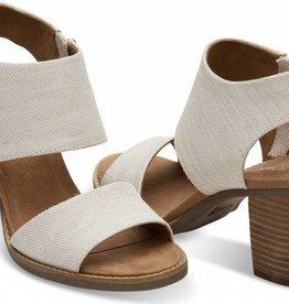 Toms Natural Yarn Dye Women's Majorca Cutout Sandals