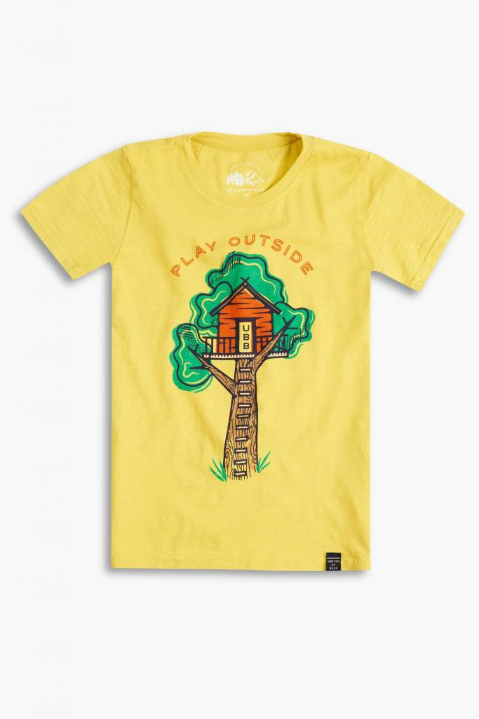 "United By Blue United By Blue ""Play Outside: Kids Tee"