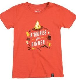 "United By Blue United By Blue ""Smores for Dinner"" Kids Tee"