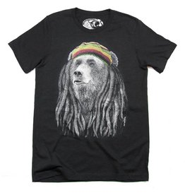 Westcoastees Men's Rastabearian Tee