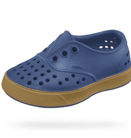 Native Shoes Miller Child - Regatta Blue/Gum Rubber