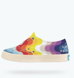 Native Shoes Miller Child - Print Shell White-multi