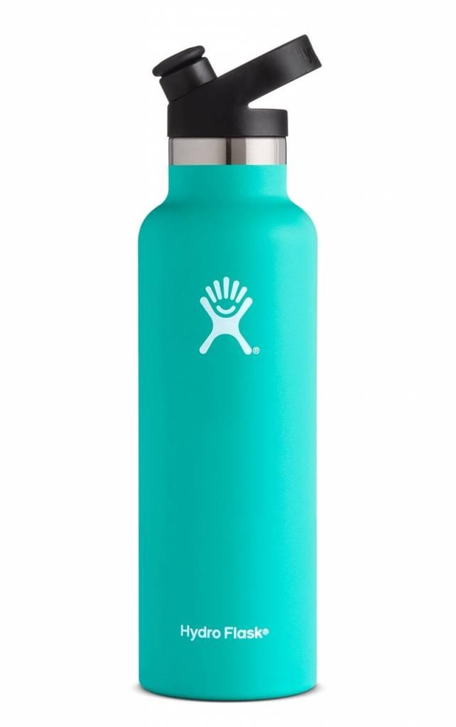 Hydroflask Hydroflask Bottles Standard Mouth Sport cap 21oz