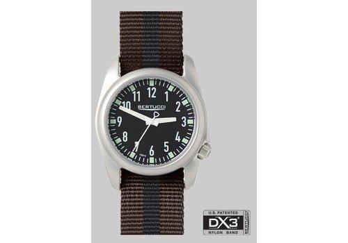 Bertucci Bertucci 11060 Black Dial Watch