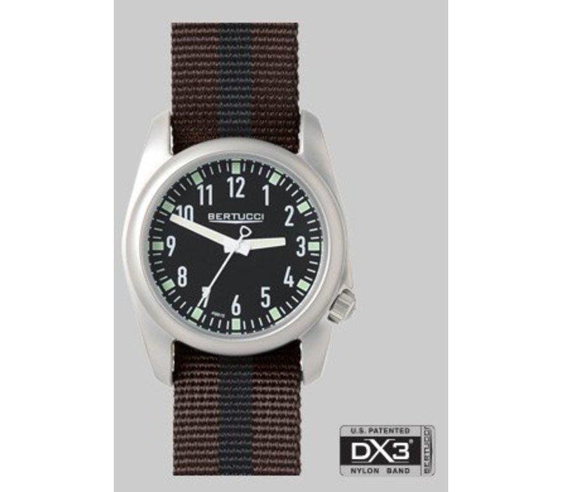 Bertucci 11060 Black Dial Watch