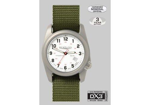 Bertucci Bertucci 12121 A-2T Classic Field Watch