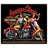 Ande Rooney Harley Davidson American Classic Sign