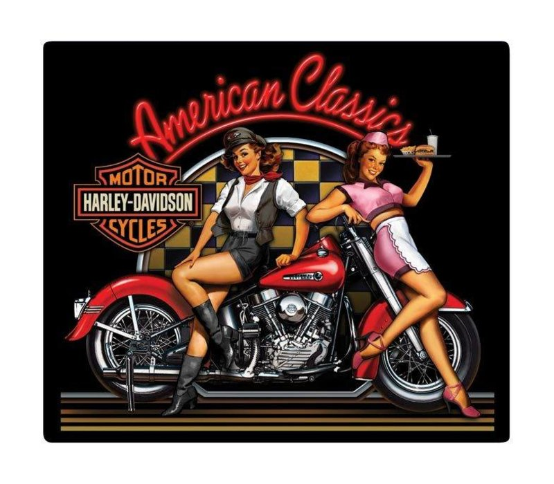 Harley Davidson American Classic Sign