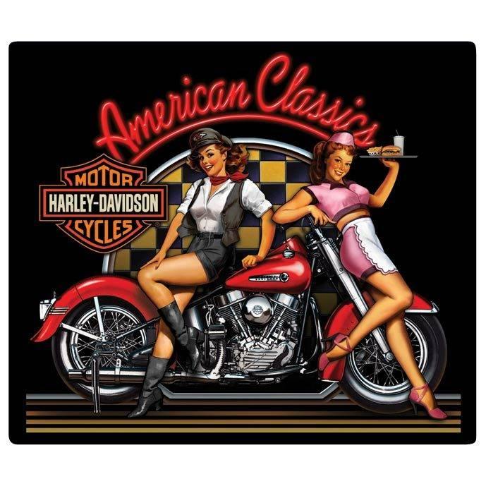 Harley Davidson American Classic Sign