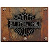Ande Rooney Harley Davidson Made Plate Sign