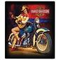 Harley Davidson Playing Around Sign
