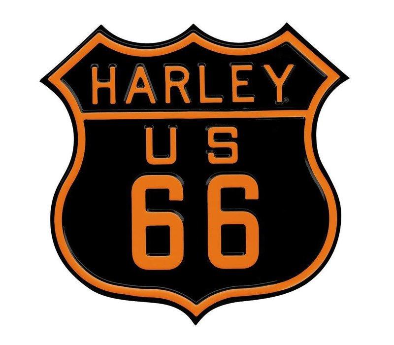 Harley Davidson Rt 66 Sign