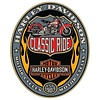 Ande Rooney Harley Davidson Classic Ride Sign