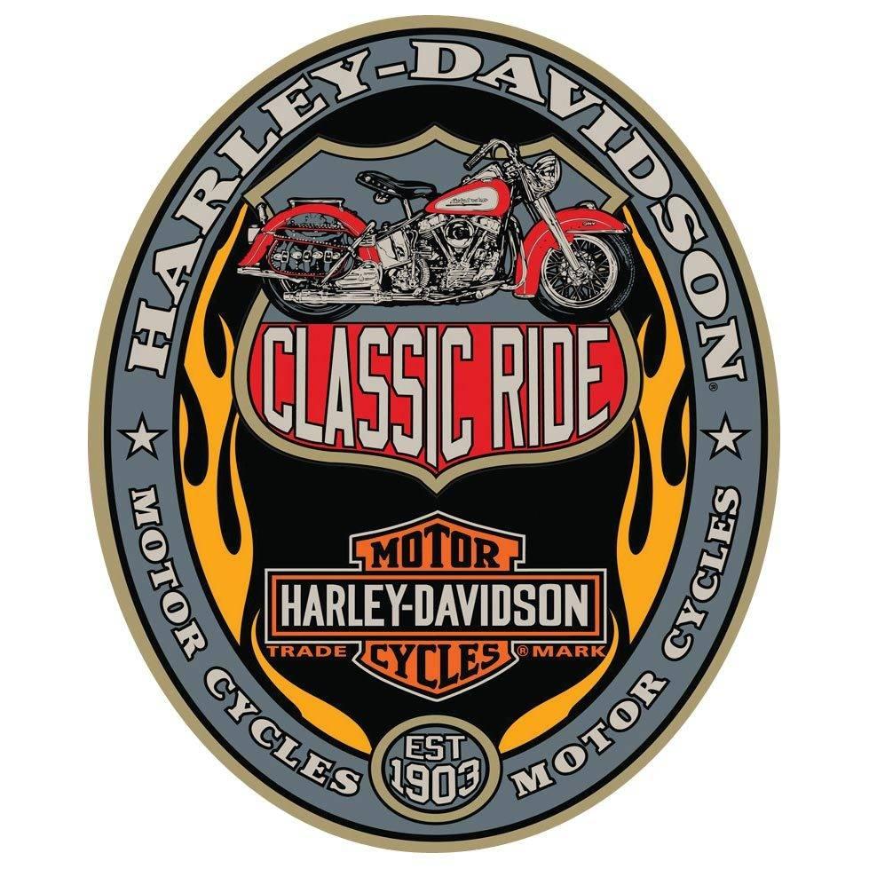 Harley Davidson Classic Ride Sign