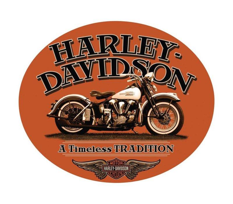 Harley Davidson Timeless Tradition Sign