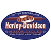 Ande Rooney Harley Davidson Quality Embossed Tin Sign