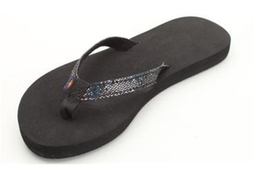 Rainbow Sandals Kids Sandiva Glitter