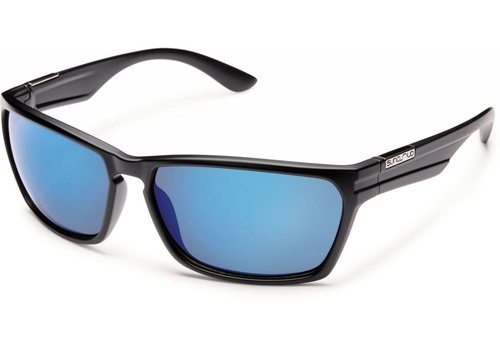 Suncloud SunCloud Polarized Optics Milestone Black/Blue