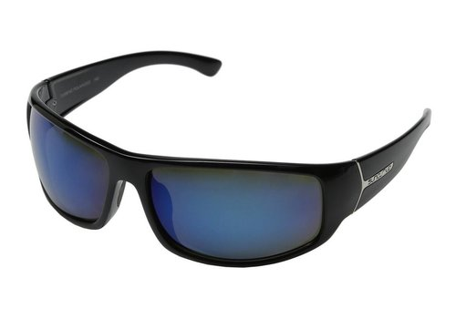 Suncloud Optics SunCloud Polarized Optics Turbine Black/Blue