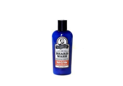 Colonel Ichabod Conk Natural Beard Wash - Santa Fe Cedar