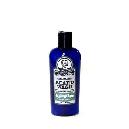 Natural Beard Wash - High Desert Breeze