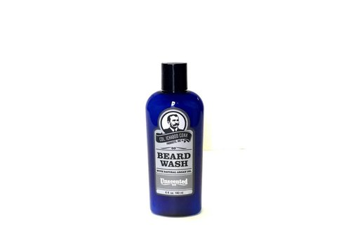 Colonel Ichabod Conk Natural Beard Wash - Unscented