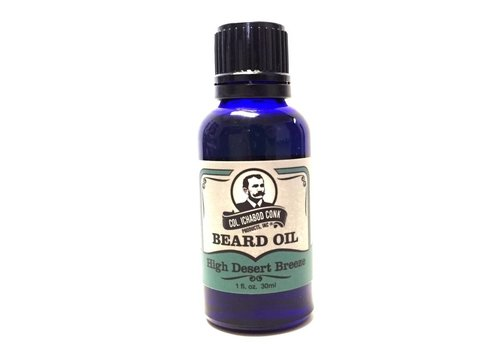 Colonel Ichabod Conk Natural Beard Oil