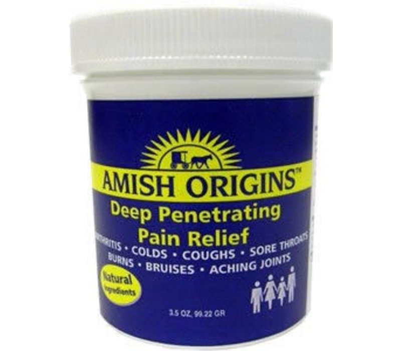 Amish Origins 3.5 oz