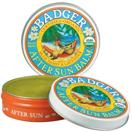 Badger After Sun Balm 2oz