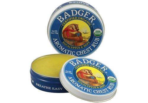 WS Badger Aromatic Chest Rub 2 oz