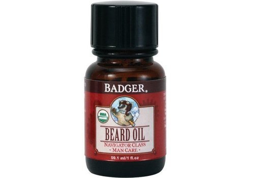 WS Badger Badger Beard Oil