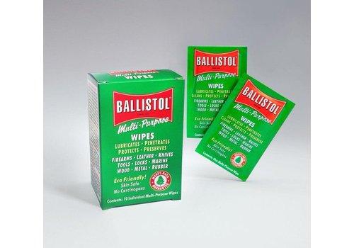 Ballistol Multi Purpose Lube Wipes