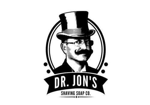 Dr. Jon's Vegan Shave Soap 2 oz