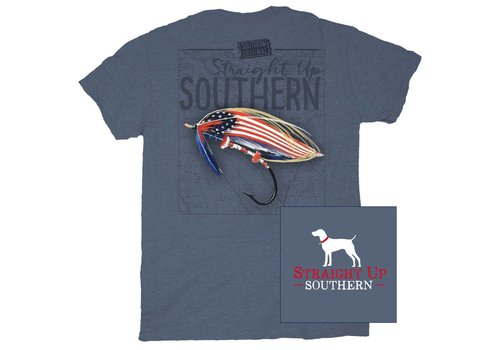 Straight Up Southern SUS Red, White, and Bait