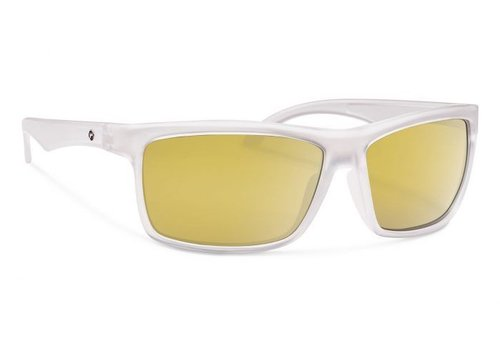 Forecast AJAY Matte Crystal With Gold Mirror Lens