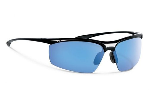 Forecast ARIC Black With Blue Mirror Lens