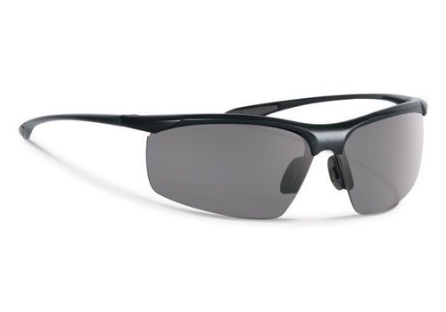 Forecast ARIC Matte Black With Gray Lens