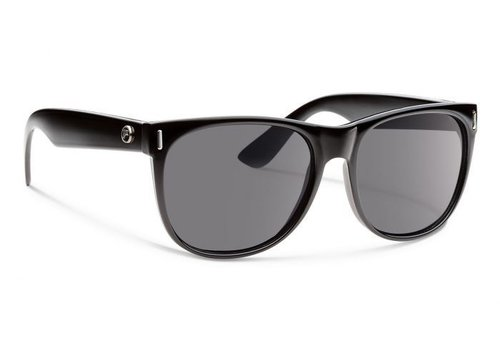 Forecast AVERY Black With Gray Lens