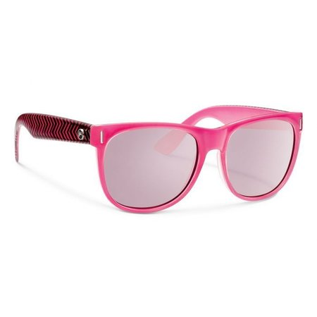 AVERY Hot Pink With Pink Mirror Lens