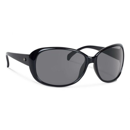 BRANDY Black With Gray Lens