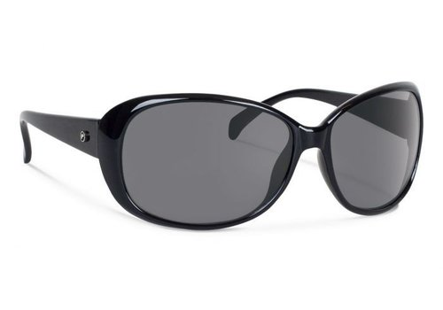 Forecast BRANDY Black With Gray Lens