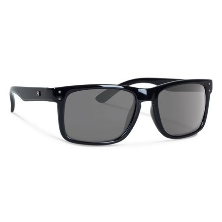 CLYDE Black With Gray Lens