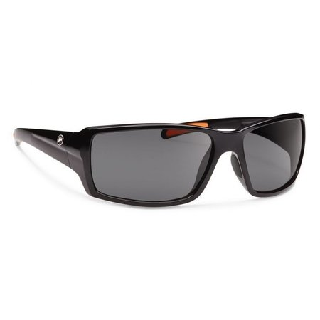 LARKEN Black With Gray Lens