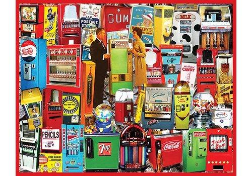 Vending Machine Puzzle
