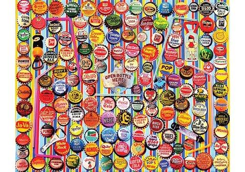 Soda Caps Puzzle
