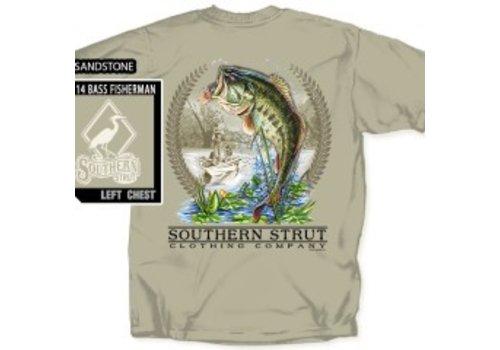 Southern Strut Southern Strut Bass Fisherman